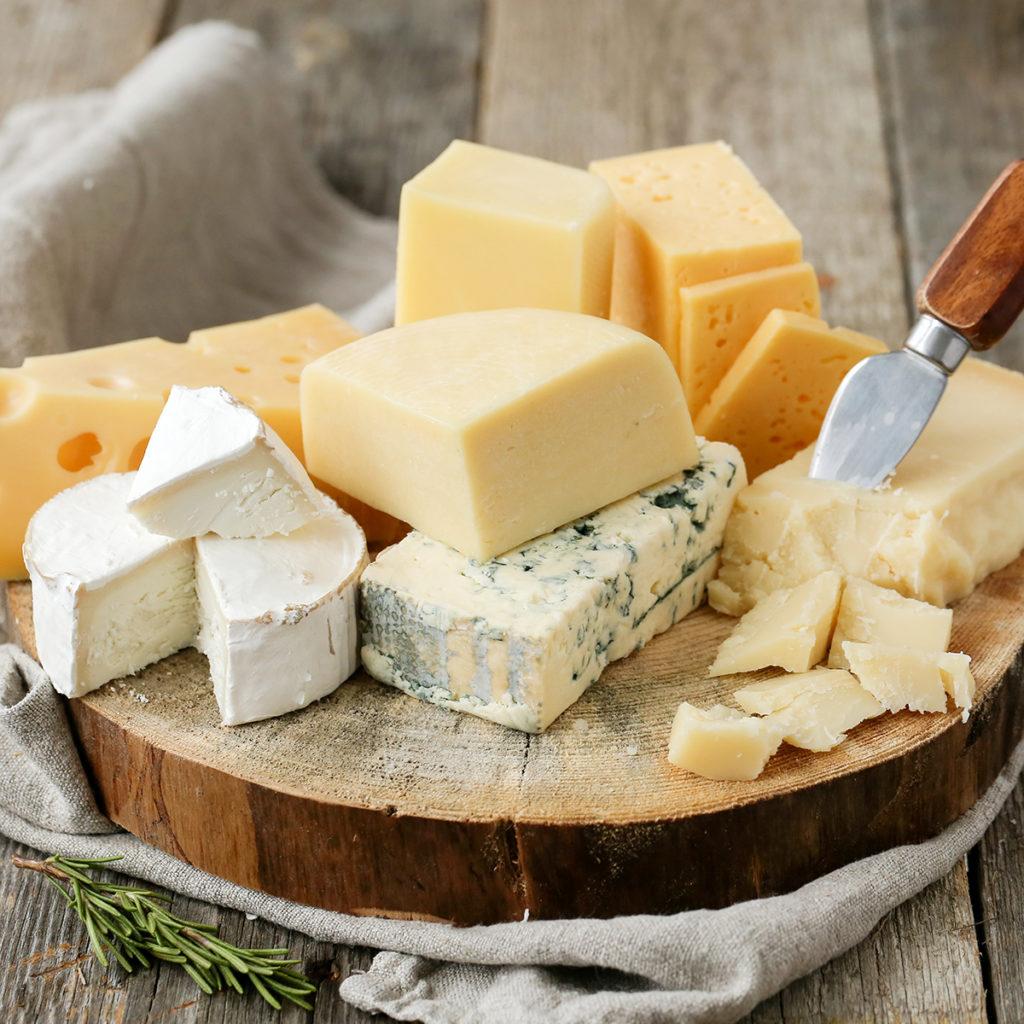 پنیر های ساوا